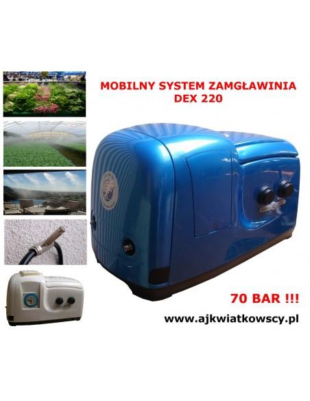 SYSTEM ZAMGŁAWIANIA DEX 222