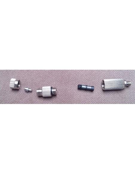 Zestaw montażowy 5 dysz do  DEX 220