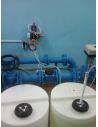 Zestaw do dozowania dwutlenku chloru