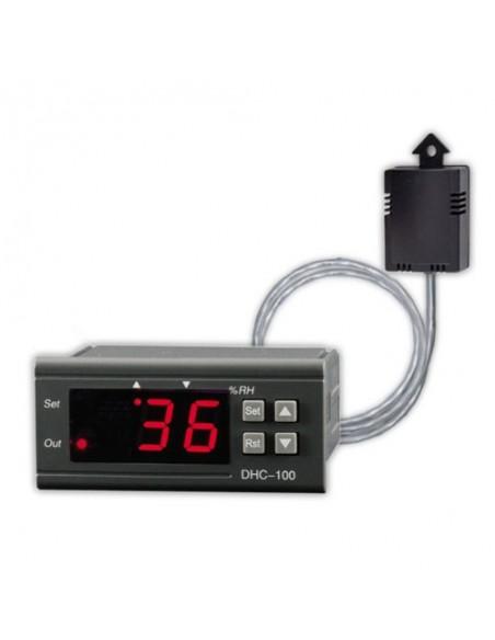 Regulator wilgotności/higrostat DHC-100