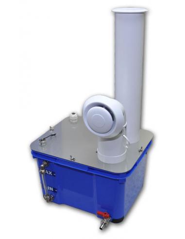 Zamgławiacz, nawilżacz ULV Turbo N30-6M