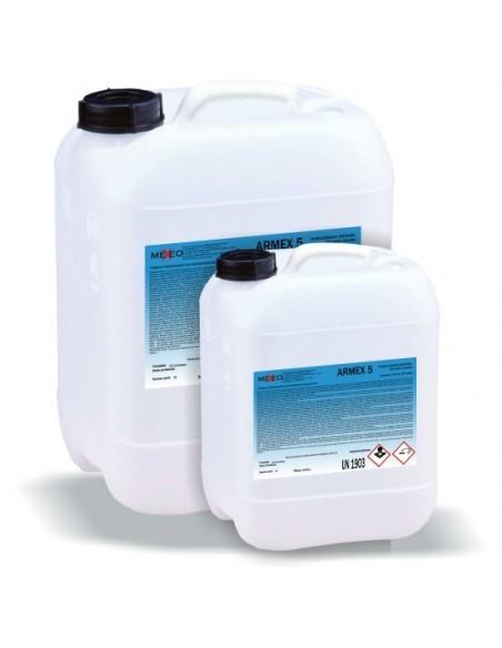 Preparat do dezynfekcji Armex 5 VH 5kg różowy + Mexacid 5kg żółty