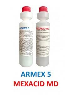 Preparat do mycia i dezynfekcji Armex 5 + Mexacid MD