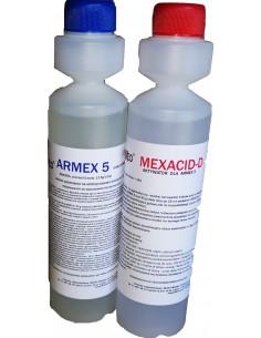 Preparat do dezynfekcji  Armex 5 + Mexacid D